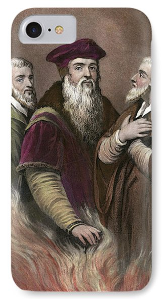 English Reformers IPhone Case