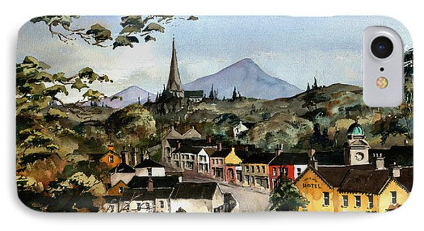 Enniskerry Panorama Wicklow IPhone Case