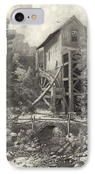 Ensinore Mill 1887 IPhone Case