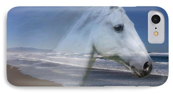 Equine Shores IPhone Case