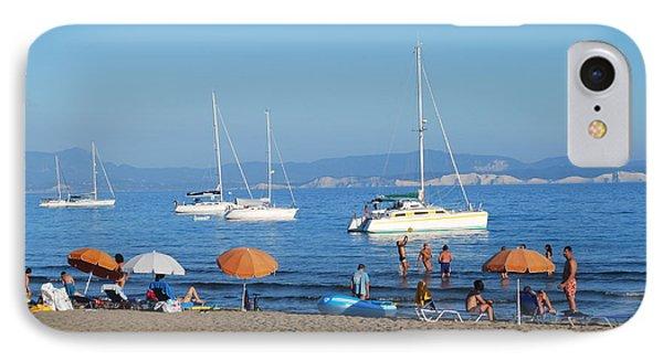 Erikousa Beach One IPhone Case