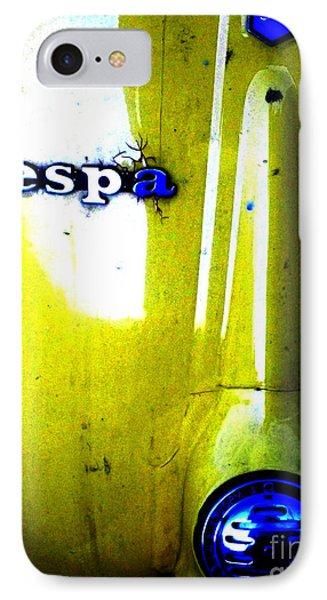 esp IPhone Case