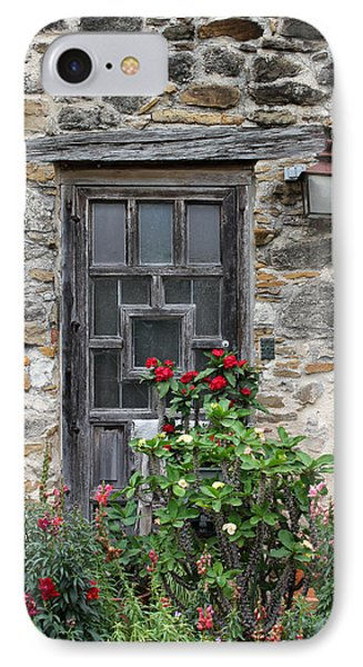 Espada Doorway With Flowers IPhone Case