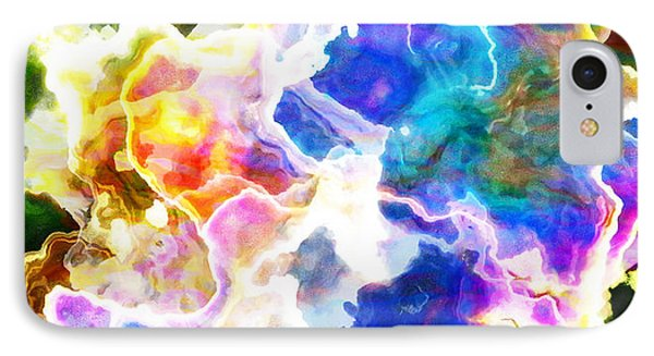 Essence - Abstract Art IPhone Case