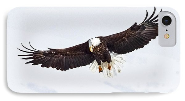 Essence Of Eagle IPhone Case