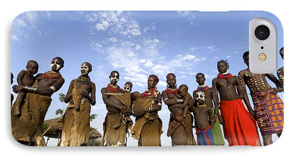 Ethiopia Groups IPhone Case