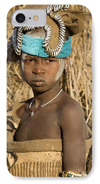 Ethiopia Tribe IPhone Case