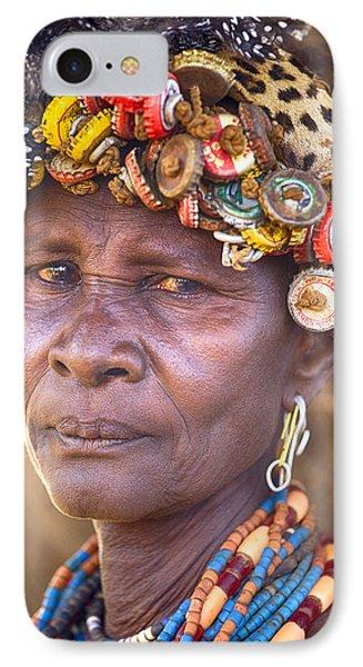 Ethiopia Women IPhone Case