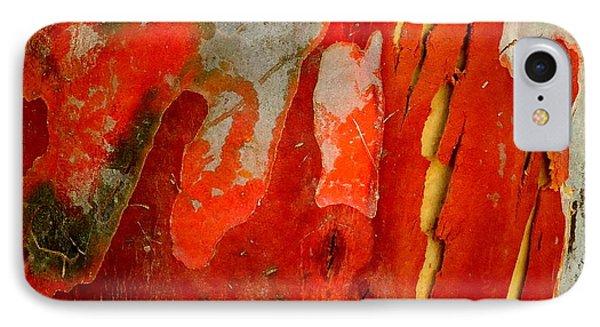 Eucalyptus Bark IPhone Case