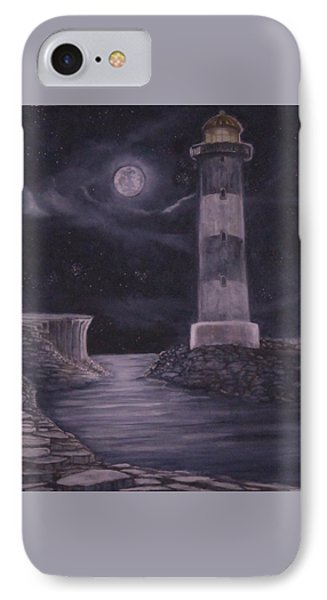 Evening At Point Lookout IPhone Case