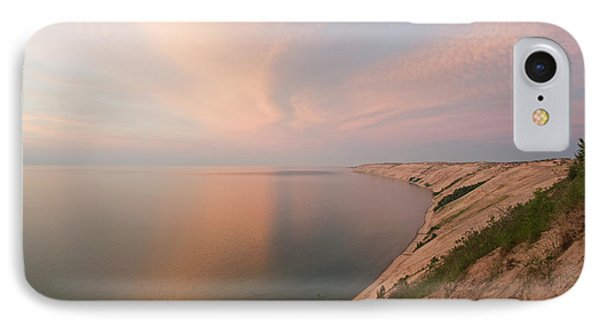 Evening Light On Grand Sable Banks IPhone Case