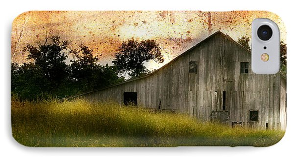 Evening Light Over Taylor Farm IPhone Case