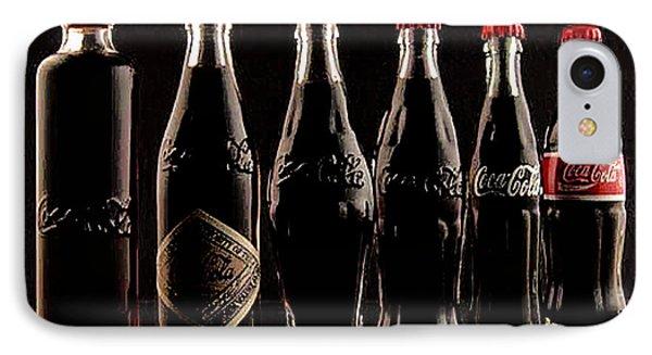 Evolution Of Coca Cola Tm IPhone Case