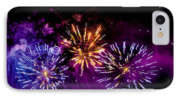 Explosions On The Fourth IPhone Case