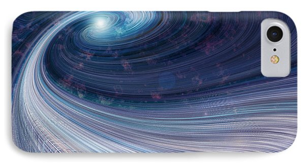 Fabric Of Space IPhone Case