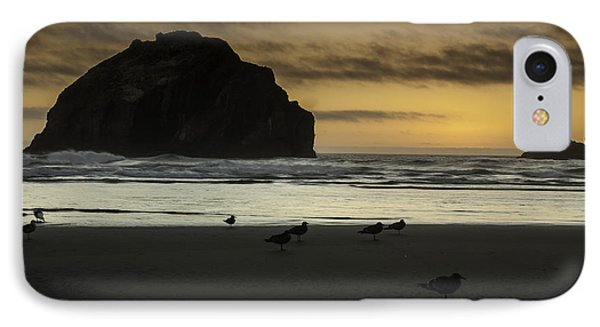 Face Rock Bandon By The Sea IPhone Case