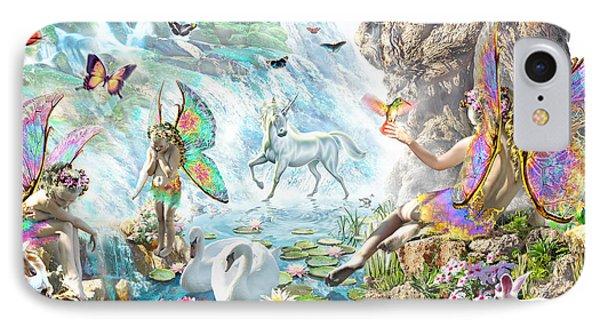 Fairy Falls IPhone Case