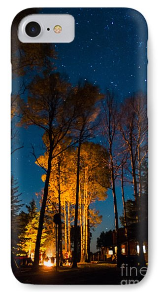Fall At The Ponderosa IPhone Case
