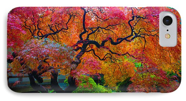 Fall Crowning Glory  IPhone Case