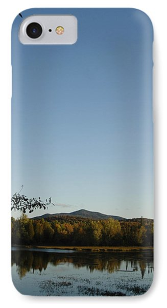 Fall In The Adirondacks IPhone Case