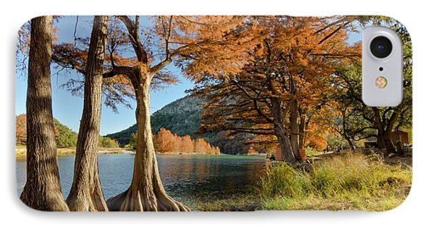 Fall In The Texas Hill Country IPhone Case
