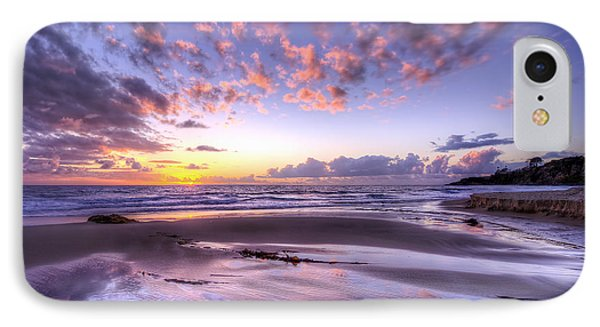 Fall Ocean Colors IPhone Case
