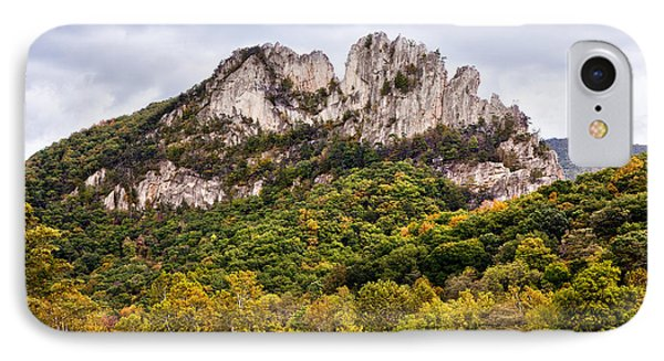 Fall On Seneca Rocks West Virginia IPhone Case
