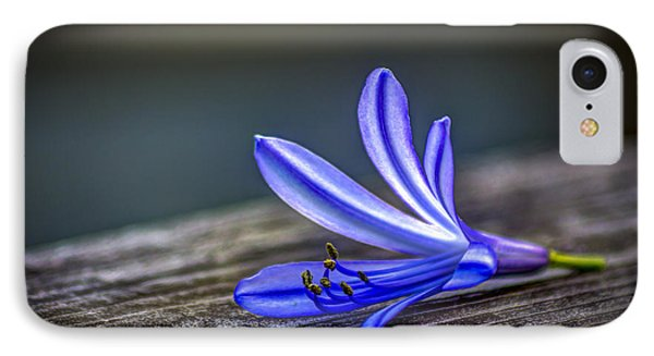 Lily iPhone 8 Case - Fallen Beauty by Marvin Spates