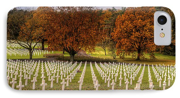 Fallen Soldiers IPhone Case