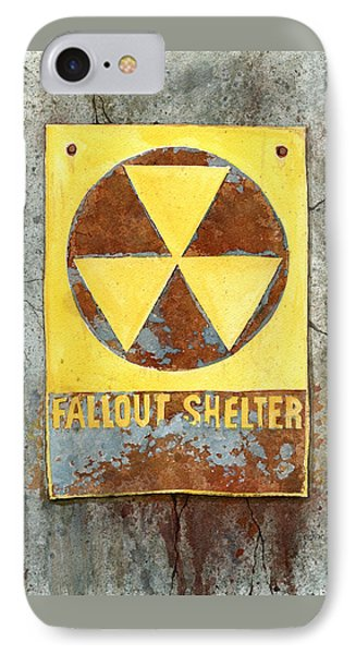 Fallout Shelter #2 IPhone Case