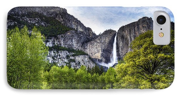 Falls Of The Valley IPhone Case