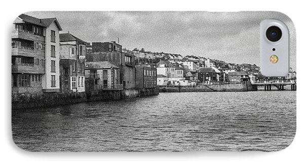 Falmouth Waterfront IPhone Case