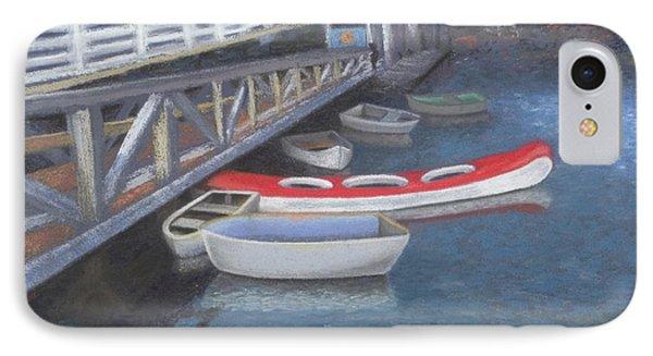 False Creek Ferry Landing IPhone Case
