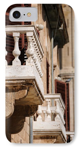 Famagusta Balconies IPhone Case