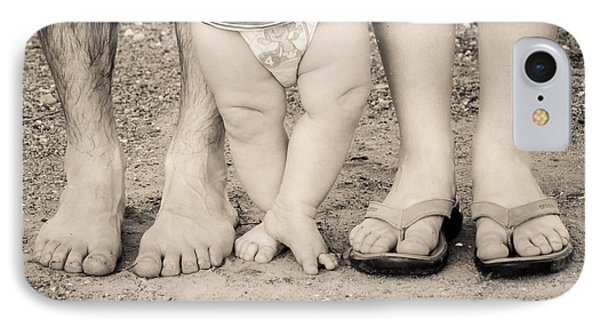 Family Feets IPhone Case