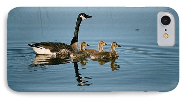 Family Outing IPhone Case
