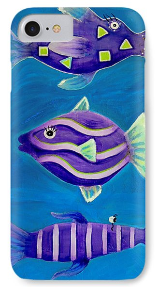 Fantasy Fish IPhone Case