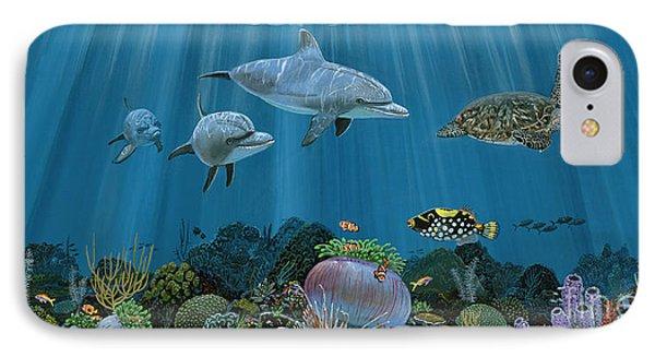 Fantasy Reef Re0020 IPhone Case
