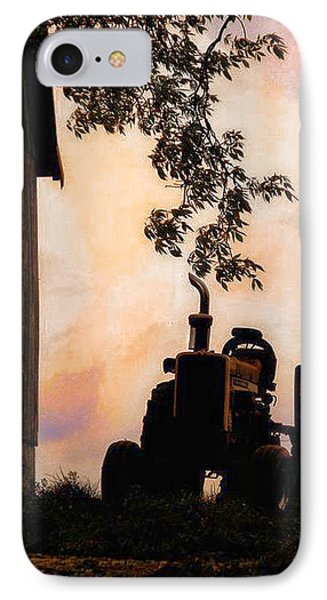 Farmers Sunset IPhone Case