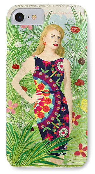 Fashion And Art - Limited Edition 1 Of 10 IPhone Case
