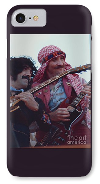 Favorite Of Manny Charlton And Zal Cleminson - Nazareth At Day On The Green 2 - 4th Of July 1979  IPhone Case