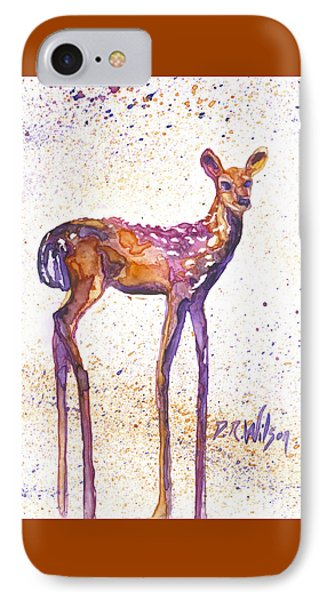 Fawn Rising IPhone Case