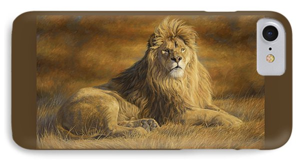 Africa iPhone 8 Case - Fearless by Lucie Bilodeau