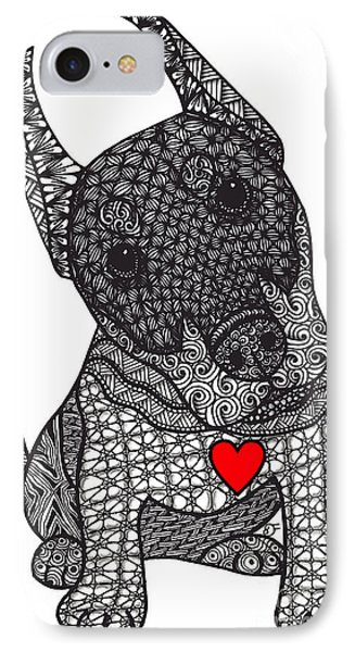 Fearless Protector IPhone Case