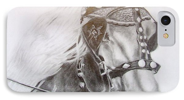 Fer A Cheval IPhone Case
