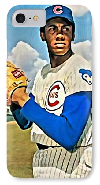Fergie Jenkins IPhone Case