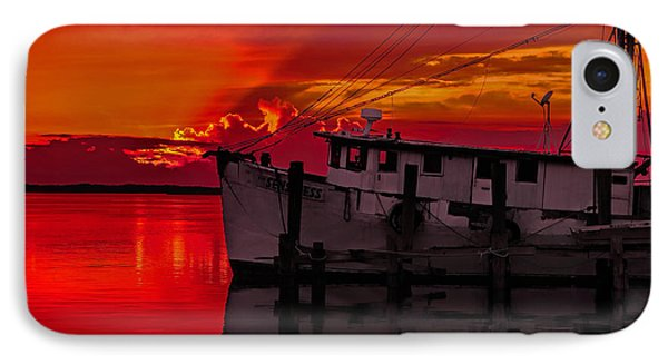 Fernandina Sunset IPhone Case