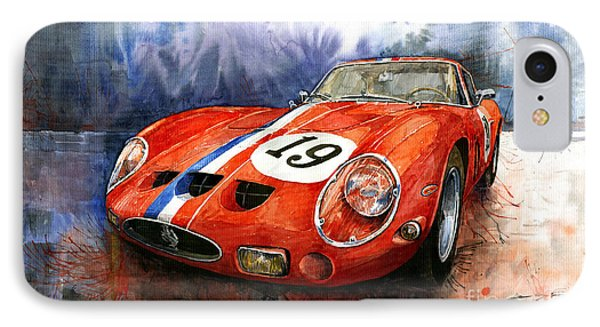 Ferrari 250 Gto 1963 IPhone Case