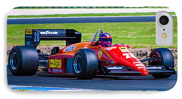 Ferrari At Phillip Island IPhone Case