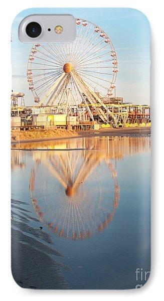 Ferris Wheel Jersey Shore 2 IPhone Case
